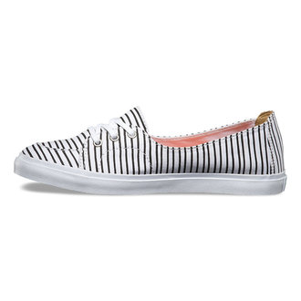 low sneakers women's - Palisades (Just Stripes) - VANS, VANS