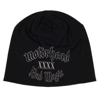 beanie Motörhead - Bad Magic - RAZAMATAZ - JB078