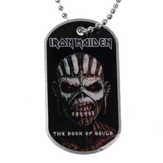 collar (dog tag) Iron Maiden - The Book Of Souls - RAZAMATAZ, RAZAMATAZ, Iron Maiden