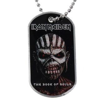 collar (dog tag) Iron Maiden - The Book Of Souls - RAZAMATAZ, RAZAMATAZ, Iron Maiden