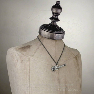 necklace ALCHEMY GOTHIC - Shred Attack - P750