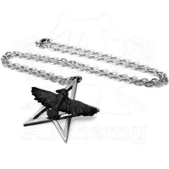 necklace ALCHEMY GOTHIC - Ghost-Seer - P760