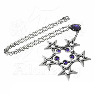necklace ALCHEMY GOTHIC - PentaGramatron, ALCHEMY GOTHIC