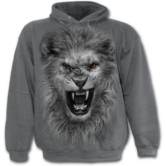 hoodie children's - Tribal Lion - SPIRAL, SPIRAL