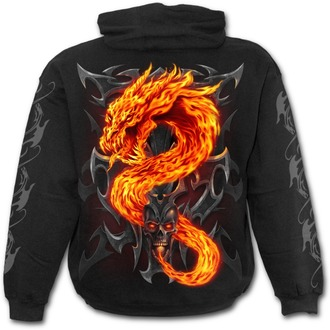 hoodie children's - Fire Dragon - SPIRAL, SPIRAL