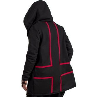 hoodie women's unisex - Cross - AMENOMEN - Desire-009
