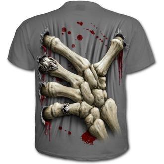 t-shirt men's - Death Grip - SPIRAL - T107M115