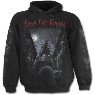 hoodie men's - From The Grave - SPIRAL