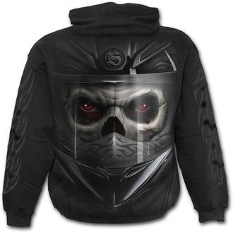 hoodie men's - Demon Biker - SPIRAL - T123M451