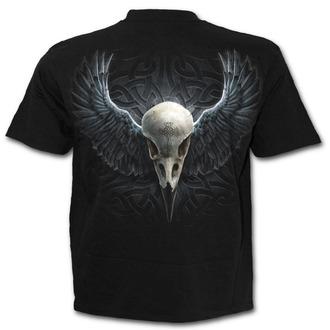 t-shirt men's - Raven Cage - SPIRAL - T125M101