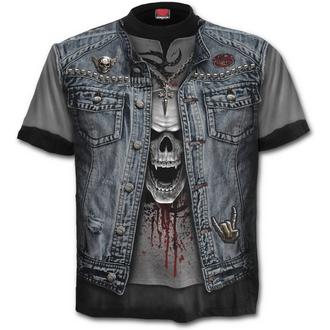 t-shirt - Thrash Metal - SPIRAL - W024M105
