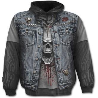 hoodie men's - Thrash Metal - SPIRAL, SPIRAL
