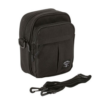 Bag MEATFLY - HARDY A - Black, MEATFLY