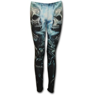 pants women (leggings) SPIRAL - Flaming Spine - W016G456