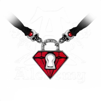 necklace ALCHEMY GOTHIC - Unlock My Heart, ALCHEMY GOTHIC