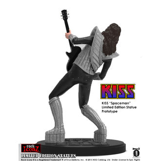 figurine KISS - The Spaceman - KNUCKLEBONZ, KNUCKLEBONZ, Kiss