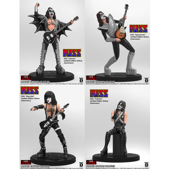 figurines (set) Kiss - Rock Icon, Kiss