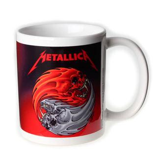 cup Metallica - Yin and Yang - PYRAMID POSTERS, PYRAMID POSTERS, Metallica