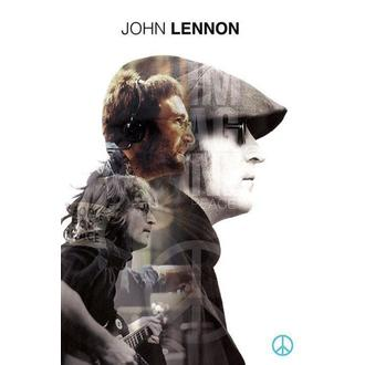 poster John Lennon - Double Exposure - PYRAMID POSTERS, PYRAMID POSTERS, John Lennon