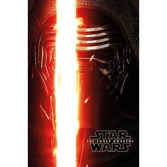 poster Star Wars - Episode VII - Hernia Ren Teaser - PYRAMID POSTERS, PYRAMID POSTERS