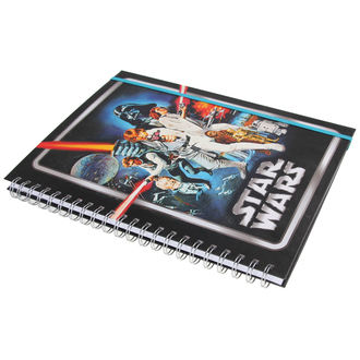 writing notepad Star Wars - A New Hope - PYRAMID POSTERS, PYRAMID POSTERS