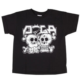 t-shirt metal children's Doga - Black -, Doga