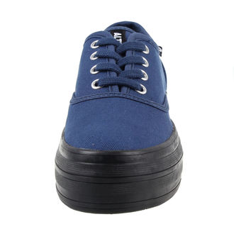 low sneakers women's - Navy - ALTERCORE, ALTERCORE