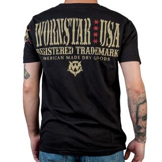 t-shirt hardcore men's - Halo - WORNSTAR, WORNSTAR