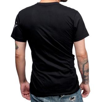 t-shirt hardcore men's - Machine Shop - WORNSTAR, WORNSTAR