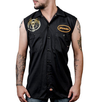 men's sleeveless shirt WORNSTAR - Rock N Roll Forever - Black, WORNSTAR