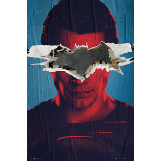 poster Batman Vs Superman - Superman Teaser - GB posters, GB posters