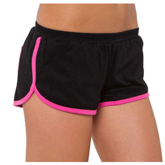 shorts women METAL MULISHA - Beaming - BLK_SP6708005.01