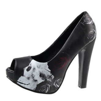 high heels women's - METAL MULISHA - BLK_M35784307.01