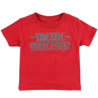 t-shirt street children's - FRONT - METAL MULISHA, METAL MULISHA