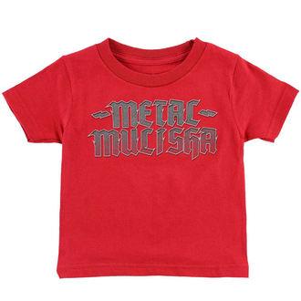t-shirt street children's - FRONT - METAL MULISHA, METAL MULISHA