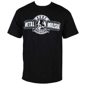 t-shirt street men's - FILM - METAL MULISHA - BLK_SP6518002.01