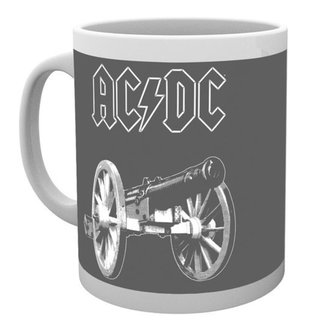 cup AC / DC - Logo - GB posters, GB posters, AC-DC