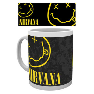 cup Nirvana - Smiley - GB posters, GB posters, Nirvana