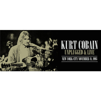cup Kurt Cobain - Unplugged - GB posters, GB posters, Nirvana