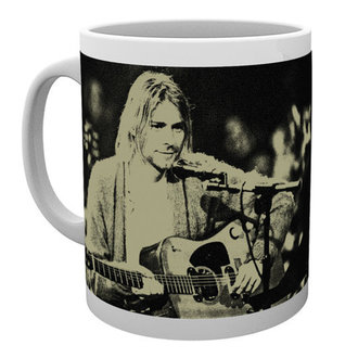 cup Kurt Cobain - Unplugged - GB posters, GB posters, Nirvana