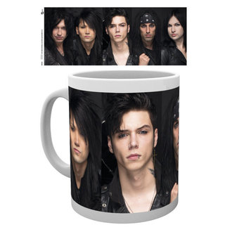 cup Black Veil Brides - Faces - GB posters, GB posters, Black Veil Brides