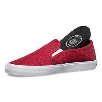 low sneakers women's - Slip-On SF - VANS