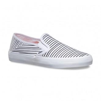 low sneakers women's - Slip-On SF - VANS - V19SIF8
