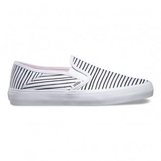 low sneakers women's - Slip-On SF - VANS, VANS