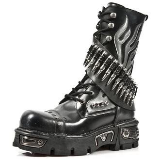 leather boots women's - PULIK ACERO - NEW ROCK, NEW ROCK