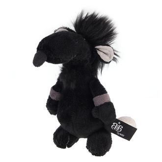 children's toy ROCK STAR BABY - Rat - Black, ROCK STAR BABY