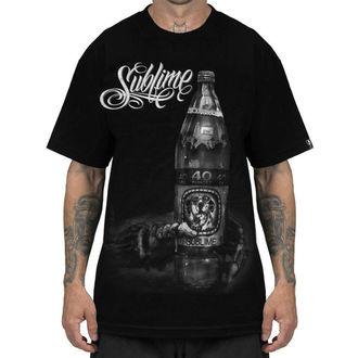 t-shirt hardcore men's - Sippin - SULLEN - 6021