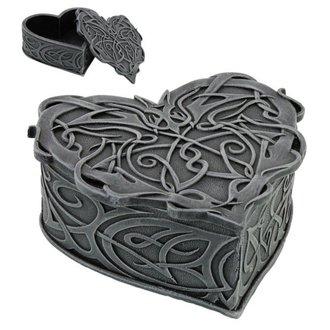 decoration (box) Celtic Heart