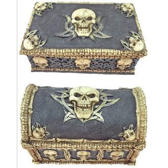 decoration (set boxes) Skull