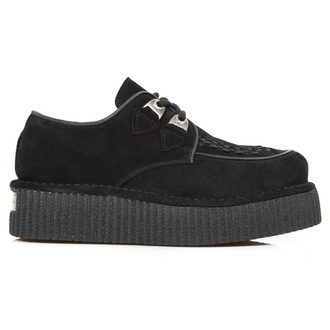 leather boots women's - ANTE NEGRO, PASADO CREEPERS - NEW ROCK, NEW ROCK